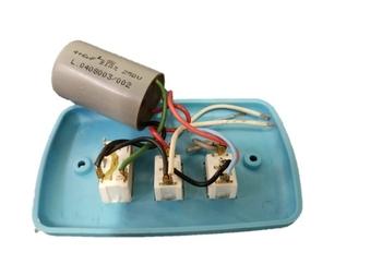 Chave para Ventilador de Teto Venti-Delta 127v 10,0uF - Chave para Ventilador de Teto Loren Sid 127v