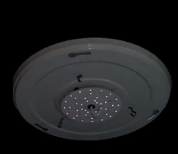 Reator Eletrônico para Lâmpada Circular T5 40W 220v Luminária Ventilador Fanaway 220V - Reator da Lu