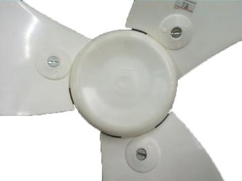 Hélice Ventilador Ventisilva 65cm 3Pás Brancas Kit c/4-Itens - Encaixe Redondo c/Bucha Eixo 16,0mm -