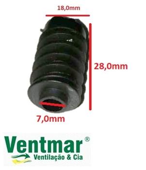 Engrenagem Rosca Sem Fim do Oscilante Ventilador Arge 50/60cm - Rosca Sem Fim Arge 50/60cm