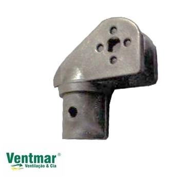 Suporte do Motor do Ventilador ARGE - SEM Arruela Trava Borboleta - Suporte Cachimbo Ventilador Vent