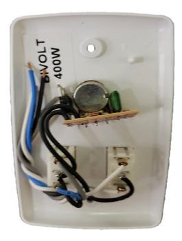 Chave para Ventilador de Teto - Chave Ventilador Arge - Chave Ventilador Loren-Sid - Chave Ventilado