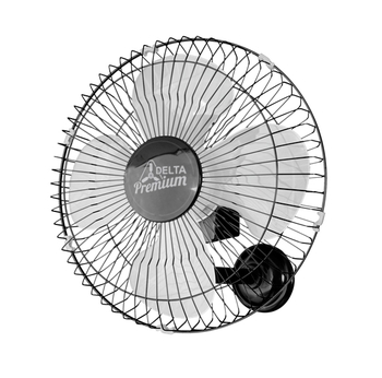 Ventilador de Parede 50cm Venti-Delta Premium Bivolts 170w - Chave com Controle de Velocidade - Delta Premium