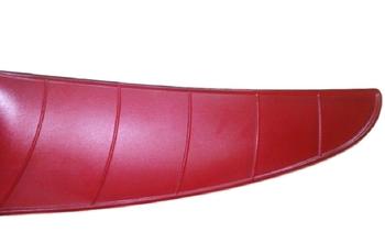 Pá Hélice do Ventilador SPIRIT Vermelha - Vendida p/Unidade - PASPT