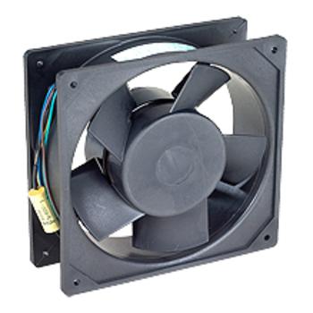 Exaustor Microventilador 14cm Bivolts - Cooler Ventisilva E14CD Bivolts Carcaça de Nylon 162x162x55mm