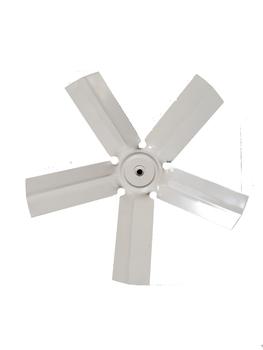 Helice para Exaustor VENTI-DELTA 50cm 5Pas Metal - Encaixe Eixo 11,0mm c/Cubo e Trava Traseira c/Parafuso Lateral