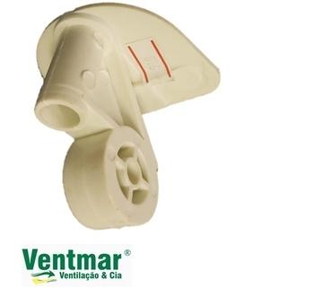 Mecanismo do Oscilante - Bucha Suporte do Motor Oscilante Ventilador Venti-Delta 50/60cm Branca