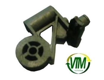 Suporte do Motor do Ventilador Loren Sid - Serve para Todos os Modelos de 30 40 50 e 60cm - Mecanismo do Oscilante