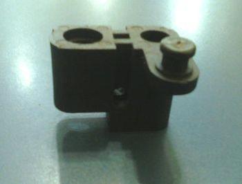 Mecanismo do Oscilante - Suporte do Motor do Ventilador  VentiSol 50/60 Antigo