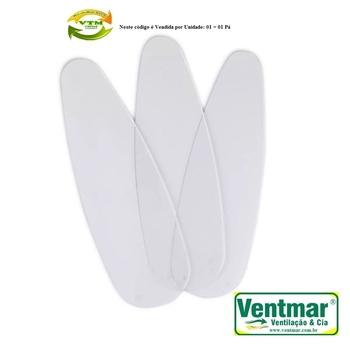 Pa Helice Ventilador de Teto Ventisol Wind Light - Ventisol Pétalos - KIT c/3 Pás Plástica Reta ACRÍ