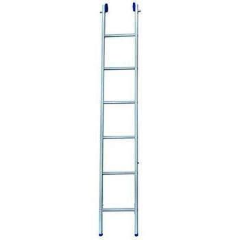 Escada de Alumínio 06 Degraus Extensiva - Real Escada Extensiva de 06 Degraus - Real Escadas de Aluminio Profissional 4 em 1