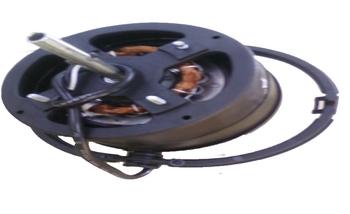 Motor do Ventilador de Teto Loren Sid Orbital 30cm Preto 127V - Usar c/Capacitor 04,0UF 440VAC Eixo