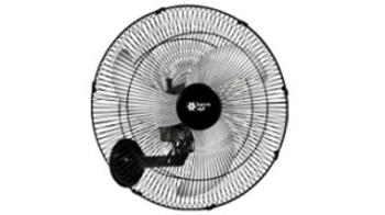 Hélice para Ventilador Loren Sid 60cm 3Pás Eixo 12,0mm Ponta Meia Lua SEM Trava Traseira - HELVOLSD