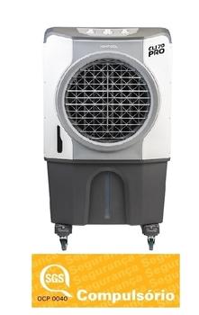Climatizador de Ar Evaporativo Portátil 70Litros 127v 210w Vazão 05000m3/h Climatizador Evaporativo - CLI70PRO-01