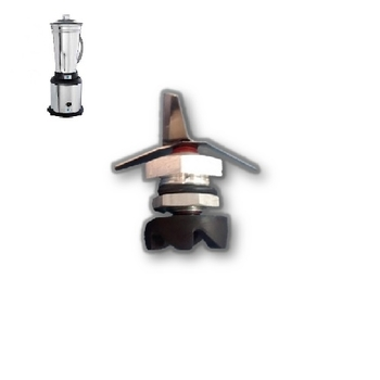 Conjunto das Facas Liquidificador TRON 1,5 e 2,0 Litros - Conjunto de Lâminas com Anel/Porca/Mancal e Arraste do Copo