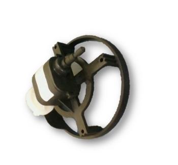 Caixa de Engrenagem do Oscilante Ventilador Ventisol 50/60cm - Tampa Campana Traseira Modelo G3 c/En