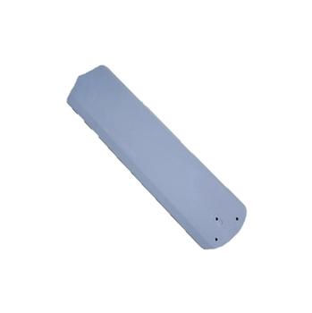 Pá Hélice para Ventilador de Teto Loren Sid M3 - Plástica Reta Cinza - PALSD PAPLLSD VENDIDA POR UNI