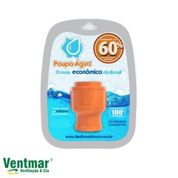 Bloqueador De Ar Poupa Agua - Residencial 3/4 PVC - Poupa Água - VENTMAR