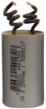 Capacitor de Partida para Ventilador de Teto 2Fios 07,0uF 250VAC - Ventilador Solaster Acapulco Plus