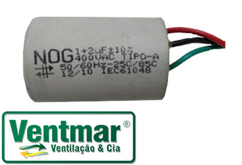 CAP 003,0 3F1,0+2,0 400VAC P/CREM VLR + VT LSD TRON VLR 220V CAP003,0