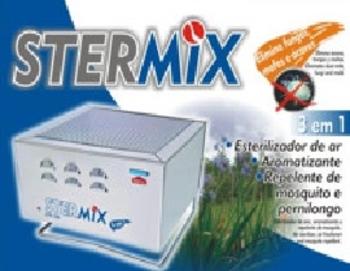 Esterilizador De Ar Stermix Ste-36 - Inox 220v
