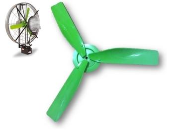 Helice para Climatizador Climattize Plus Industrial 100CM 3Pas - Climatizador Plus - Encaixe em Eixo 16,0mm - Fixado c/Parafuso Lateral