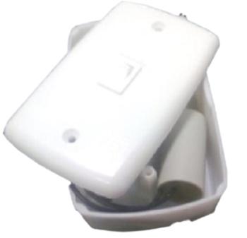Ventilador de Teto Comercial Arge Classic 220v Cinza 3Pás Metal Cinza - c/Chave de Reversão - 135w
