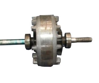 Rotor Ventilador Ventisol 50/60cm Bivolts - C/Rolamentos 02-0608zz - Eixo 08mm - ROTORVTSVO