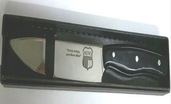 Faca Estilo Mediterrãnio Cheff  Cutelaria Imperial - Tema NOVO-FC - GE160MM CA