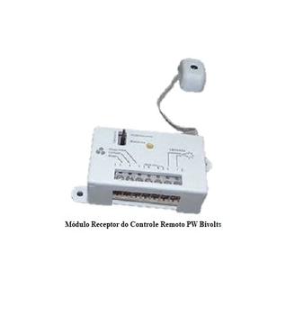 Modulo Receptor do Controle Remoto PW - Receptor do Controle Remoto para ventilador de Teto - Comand