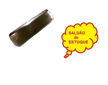 Pá Hélice para Ventilador de Teto Loren Sid Lumi M3 - Plástica Reta cor PRETA - Vendida p/Unidade *SALDÃO c/Pequenos ARRANHAÕES