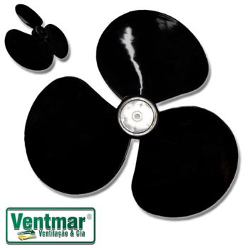 Helice para Climatizador Aquaclima Master Home 3Pas - Helice do Ventilador - Diametro Externo 35cm - Master home - Sentido Horario