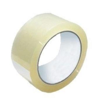 Fita Adesiva para Embalagens 48mmX45metros - Fita para Embalagens - Fita Transparente