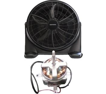 Motor para Circulador Ventisol 50cm 220V 147W - MOD CA02 Premium - Eixo 8,0mm Montado c/Bucha