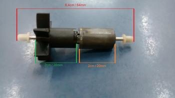 Reparo do Eixo da Bomba de Água 550/300LH Litwin - REPAROBOMBA EIXOBOMBA