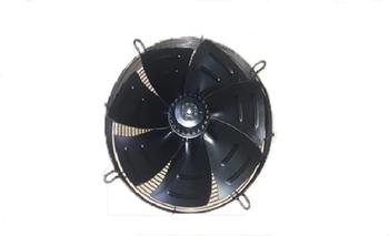 Exaustor Soprador Axial 40cm - Cooler AsaFan Trifásico 220/380V - 7Pás Axial-D 7x401 - 74D - 400BC -