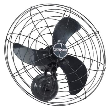 Pá Hélice Ventilador VENTISILVA 65CM ANTIGO Preta (UNIDADE) Pá/Orelha