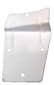 Garra Suporte das Pás do Ventilador de Teto VOLARE - Branca - Preço p/Unidade - GARRAVLR VLR