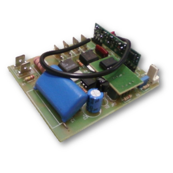 Placa Central de Comando Climatizador Aquaclima Master Flux 127v (Placa Central de Comando 127Volts)