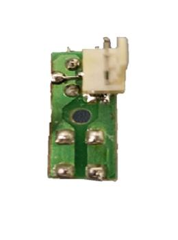Módulo Receptor do Controle Remoto Climatizador Aquaclima Master Flux Bivolts - Apenas a Placa de Led da Central de Comando