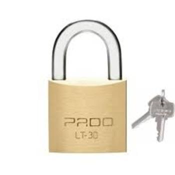 Cadeado CR30 Pado / Papaiz / Soprano - Cadeado 30mm - Será enviado a peça da Marca disponível em nosso estoque.