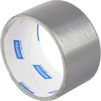 Fita Adesiva Silver Tape 05 Metros - 48mm X 5m - Para Vedar Calhas Rufos e Coifas de Exaustores