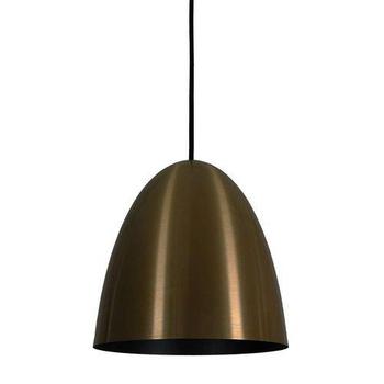 Pendente Luminária Volare 1816 Metal Bronze 270mm 1xE27 - 52755 TKS Iluminação - Prelúdio Iluminação