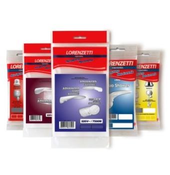 Resistência Chuveiro Lorenzetti Ducha Futura - Futura Master e Futura Turbo 220v 7500w 3055F