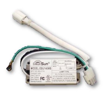 Reator Eletrônico para Lâmpada Fluorescente T5 Azul 127V RL 2x9 Watts 4P - Reator da Lampada para Ma