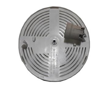 Plafon Suporte Plastico do Globo Ventilador Venti-Delta New Montana - Venti-Delta New Paraty - c/1 Soquete