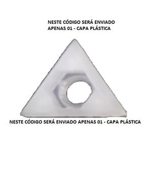 Capa Triângular da Porca do Eixo do Ventilador de 50/60cm Venti Delta - Premium / Gold - APENAS A CA