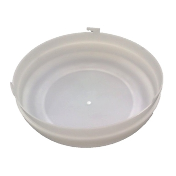 Globo Cúpula Plástica da Luminária Ventilador VENTISOL - Diamond - Fênix - Petit - Apenas o Globo