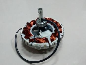 Estator do Ventilador de Teto LOREN SID M3 127v - ESTATORLSD ESTATORLSDVT ESTATORLORENSID ESTATORLOR
