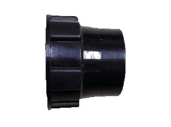 Travante da Coluna Preta - Porca de Regulagem para Ventilador de Coluna 40/50cm Ventisol Preta
